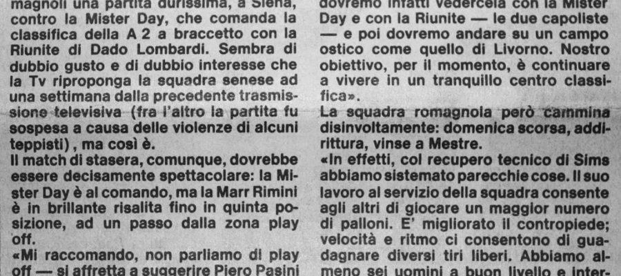 14 gennaio 1984