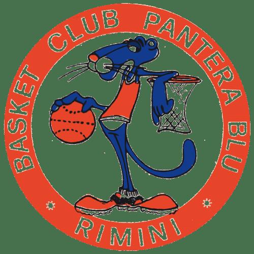 Basket Club Pantera Blu 2.0
